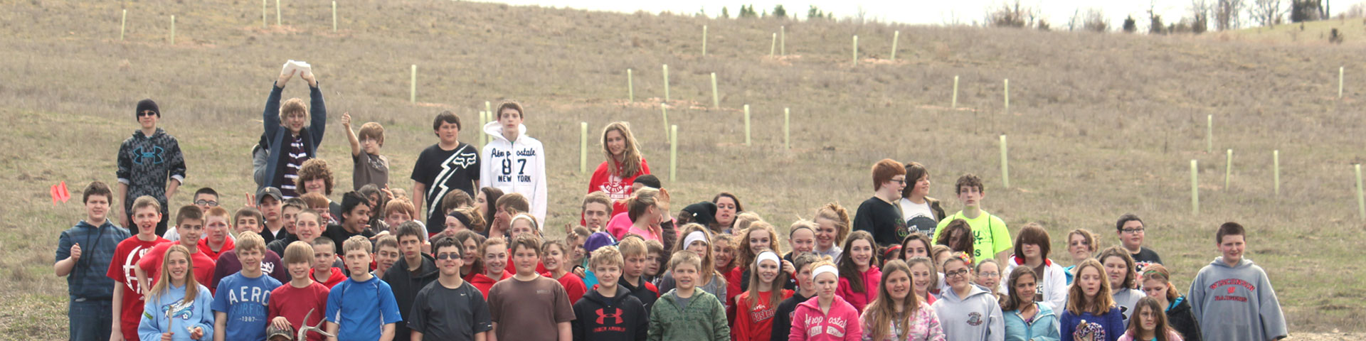 St-Marie-Tree-Planting